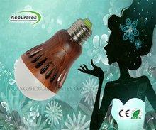 E26/E27 7*1w led bulb light e27 led light base