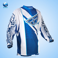2015 custom blank motorcycle jersey wear&OEM service custom pigment printing 100% Polyester short sleeve t-shirt custom