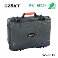 Rugged Hard Plastic Equipment Case