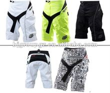 NEW Motorcycle/Motorbike/Motorcross Shorts Troy Lee Designs /TLD outdoor shorts with protector