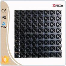 New Environmentally friendly PVC 3D wall panel