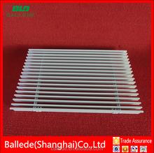 anodized decorative ventilation aluminum metal floor grilles