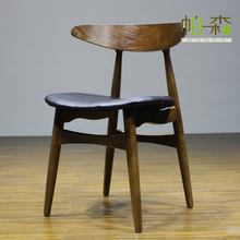 2015 new wooden chair classic simple chair designs dining chair