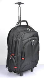 travel bags with wheel high quality cheap trolley backpack