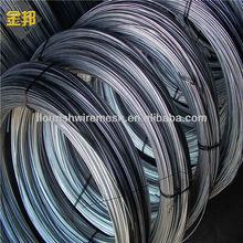 Oval steel wire for Brazil market / Oval wire