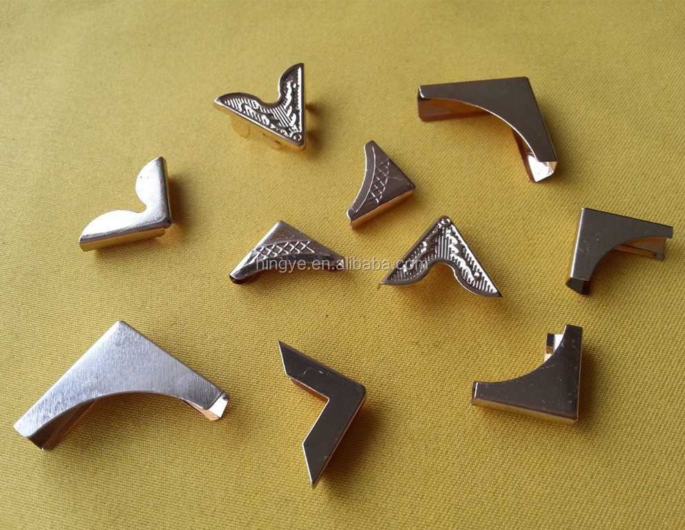 Metal Collar Tips In Gold Matt NF -- SC15002