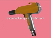 optiselect electrostática de pintura en polvo pistola de pulverización