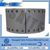BPW200 long lifetime insurance brake assembly