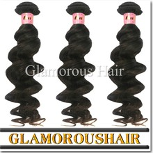 Can dyed and iron 100% tangle free human italian wave filipino hair extensions