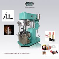 JCT private label cosmetics for dark skin making planetary mixer