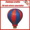 PU hot air balloon anti stress ball manufacturing