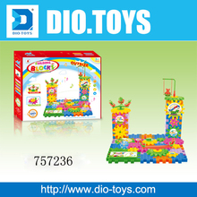 New Products 2015 Innovative Product Kids Funny Bricks Toys With Music and Light