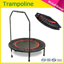 Wholesale Round indoor gymnastic Fitness bungee cheap trampoline for sale