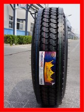 295/75r22.5 14.5r20 steer with tiny patterns on the edge and updated tread anti-wear formula