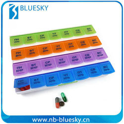 China travel pill case manufacturers