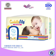 OEM Cuddle Me Disposable Low Price Baby Diapers