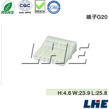 DJ3071A-1.2-21 7 pin female waterproof injector adapter