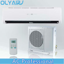 T1 R22 ac 60HZ cooling and heating wall split mounted air conditioner