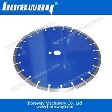 Diamond Coated Concrete Saw Blade With Lazer Welded