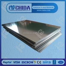 superb molybdenum sheets,800*800mm molybdenum plate