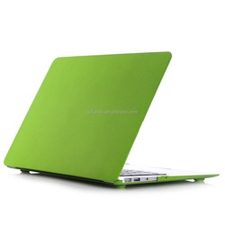 Hot Selling Ultra Slim Quicksand Plastic Hard Cover Case for Various Size of MacBook