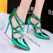 HFR-TS246 Fashion sex women platform high heels branded shoes