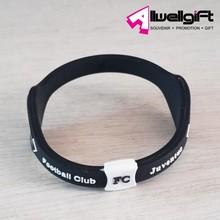 Silicone Wristband Bracelet personalized silicone bracelets