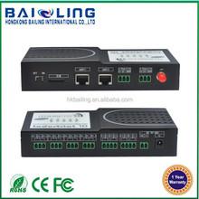 Remote Terminal Unit Modem 4 DI,4 DO,2 DA Data Acquisition 2 Ports RS232 Open AT Industrial RTU Modem Devices