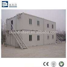 panel sándwich de acero estructura de contenedores para el hogar