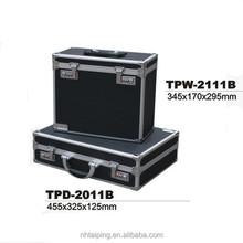 2015 Popular Black Aluminum Laptop Briefcase Tool box