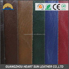 pvc synthetic leather for sofa upholstery South American Market