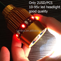 H4 LED HEADTLIGHT dirt cheap used motorcycles for sale led headlight bulb for motorcycles