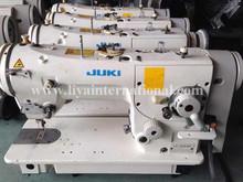 Segunda mano usados segunda edad JUKI 2284 zig zag coser precio de la máquina
