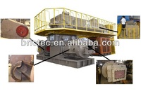 Brick Production Line Processing and Two Stage Vacuum Extruder Method automatic clay brick making machine