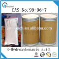 4- hydroxybenzoic acide api n ° cas.: 99-96-7