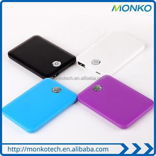 Most Popular OEM Well Design Ultra Thin Portable Mobile Power Bank