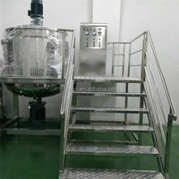cosmetic paste blending machine/polish oil blending machine/shoe oil blending machine