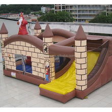 Excellent quality professional inflatable castle/fun park