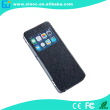 Wholesale for iphone 6 battery case,power bank cover with leather