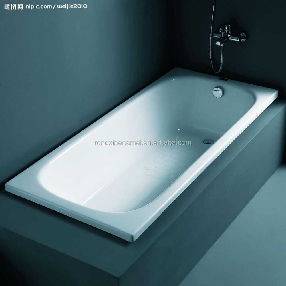 Wholesale Bathtub Bath Tub Enamel Steel Bathtub With