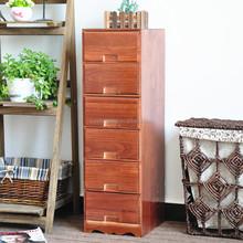wood tall narrow drawer cabinet