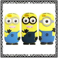 Despicable Me Minion Silicone Soft Case For Apple iPhone 6/6 Plus