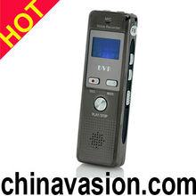 Digital Voice Recorder with Telephone Recording, FM Radio