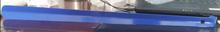 Royal Blue Color Long Handle Metal Shoe Horn