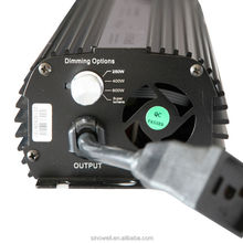 hydroponics digital ballast dimmable/1000w hps electronic ballast 277v