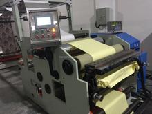 BSHT-1100MM wenzhou full automatic adhesive sticker label stock, masking/medicine tape hot melt coating and laminating machine