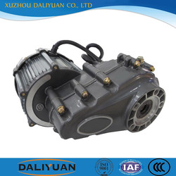 solar tracker electric gear motor for solar car for electric tricycle