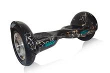 VIVINATURE 10 Inch 2 Wheel Smart Self Balancing Electric Unicycle Scooter Balance Bluetooth
