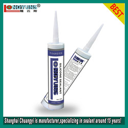CY-990 High temperature waterproof silicone sealant with high elasticity