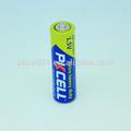 R6p 1.5v batería aa r6p um3 de carbono de zinc de la batería